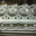 Ferrari V8 Cylinder head