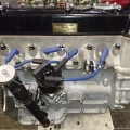 1490 FWB Climax fitted in a Lotus 11