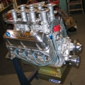 All aluminium 408 Ford