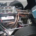 DWR 289 FIA GT40 engine on 48 IDA carbs
