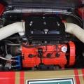 Ferrari 308 GT4 engine installed